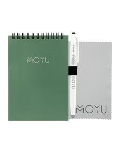 Uitwisbaar Notitieboek Notepad A6 (2.0) Go Green | Uitwisbaar Steenpapier