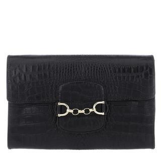 Clutches - Clutch Diana in zwart voor dames