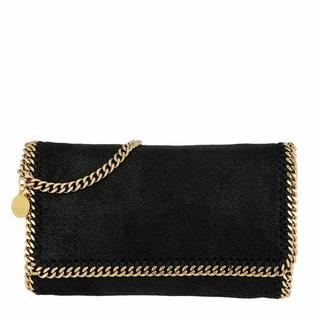 Clutches - Falabella Shaggy Fold Clutch Small in zwart voor dames