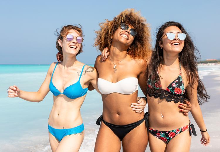 De mooiste bikini's in de sale