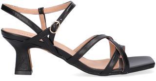 Zwarte Sandalen 14123