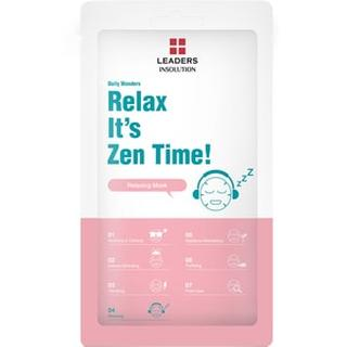 Daily Wonders Relax It's Zen Time! - Relaxing Masker