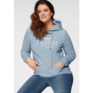 hoodie met kangoeroezak