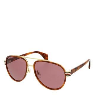 Zonnebrillen - GG0447S-006 58 Sunglasses in Meerkleurig voor dames
