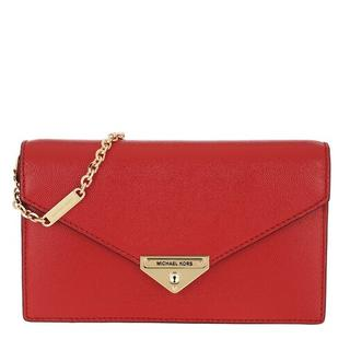 Clutches - Grace MD Envelope Clutch in rood voor dames