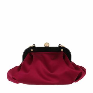 Clutches - Tilly Clutch Small in rood voor dames