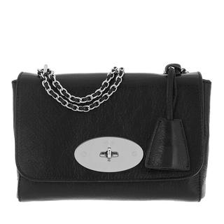 Crossbody bags - Lily Crossbody Bag Leather in black voor dames