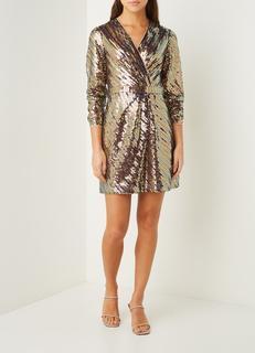 Pipii mini jurk met pailletten