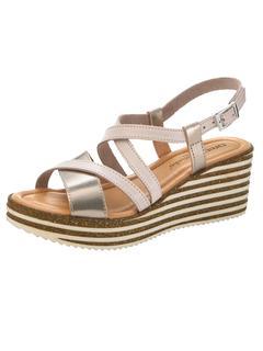 Sandaaltje Nude::Goudkleur
