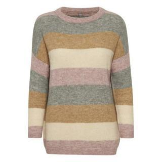 CUzidsel Striped Pullover