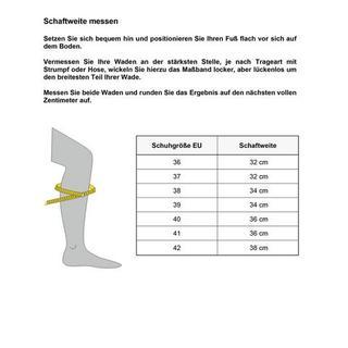 NU 20% KORTING: overknee-laarzen FINJA
