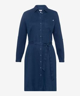 Dames Jurk Style Gillian blauw