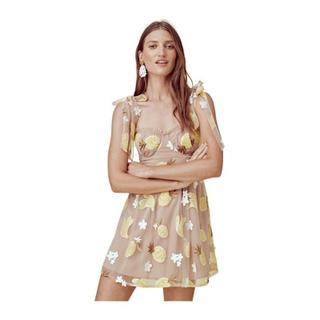 Fruitpunch Sequin Mini Dress