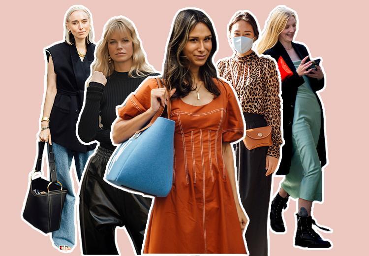 5x outfitinspiratie van London Fashionweek