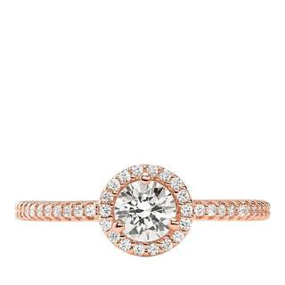 Ringen - Kors Mk Ring in goud voor dames