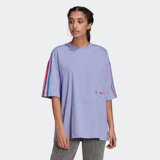 Adicolor Tricolor Oversized T-shirt