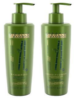 Organic Mi Dollo Di Bamboo Shampoo & Conditioner