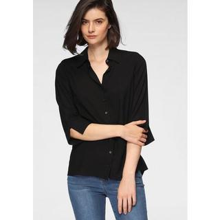 Klassieke blouse duurzaam van zachte lenzing™ ecovero™-viscose