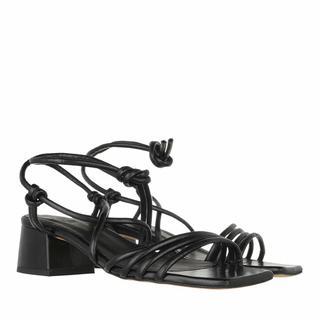 Sandalen - Sandals Nappa in zwart voor dames