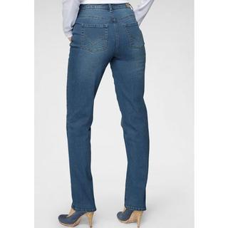 Comfort fit jeans COLETTA NEW HIGH RISE Duurzame, waterbesparende productie door OZON WASH - NIEUWE COLLECTIE