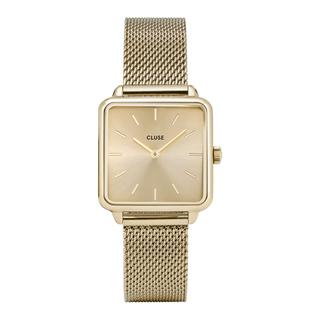 CLUSE CW0101207015 - La Tétragone Gold - Horloge