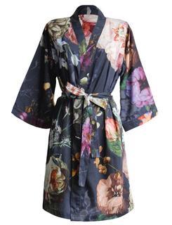 Fleur Kimono Blauw