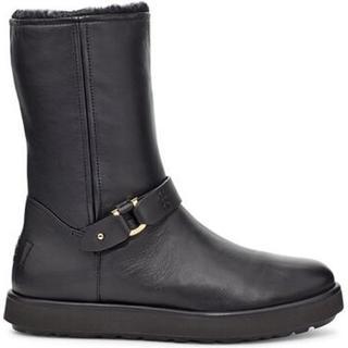 Classic Berge Short Laarzen voor Dames in Black
