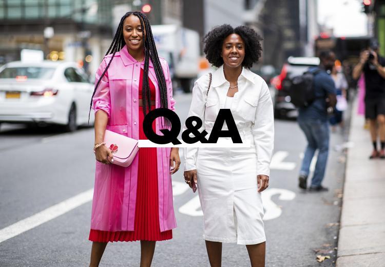 Q&A: Welke kleding maakt langer en slanker? | Fashionchick