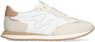 Witte Lage Sneakers First