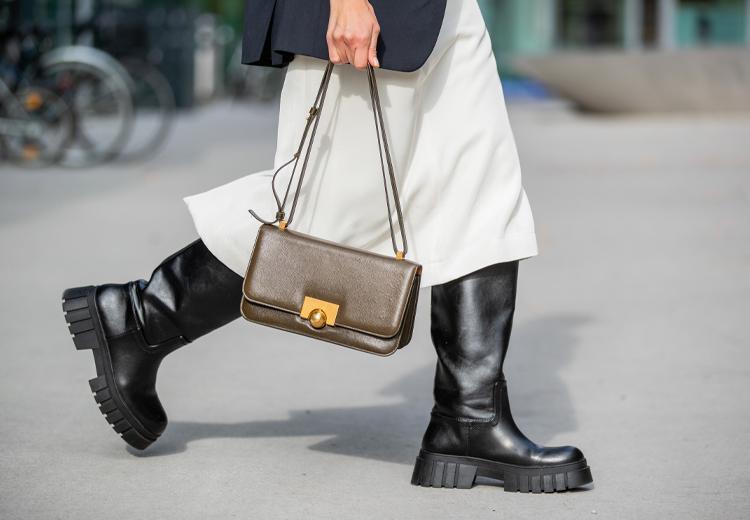 Trend gespot: chunky schoenen aan je voeten