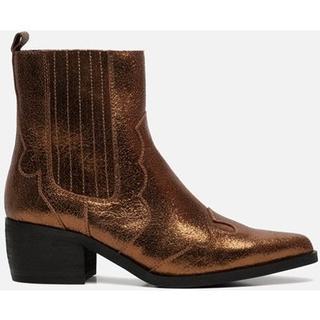 Cowboylaarzen brons
