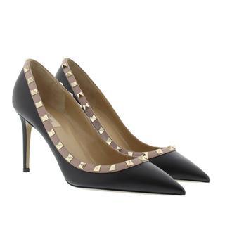 Pumps & high heels - Rockstud Pump in zwart voor dames