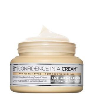 Confidence In A Cream%e2%84%a2 Hydraterende Anti Aging Dagcreme 120ml CONFIDENCE IN A CREAM™ HYDRATERENDE, ANTI-AGING DAGCRÈME 120ml  - 120 ML