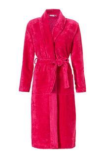 badstof badjas rood