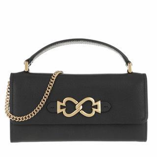 Crossbody bags - Top Handle Crossbody in zwart voor dames