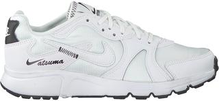 Witte Lage Sneakers Atsuma Wmns