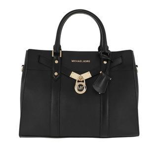 Tote - Nouveau Hamilton Large Satchel Bag Black in zwart voor dames