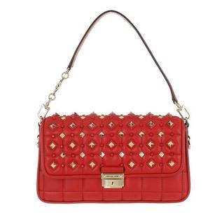 Satchels - Bradshaw Small Convvertible Shoulder Handbag in rood voor dames