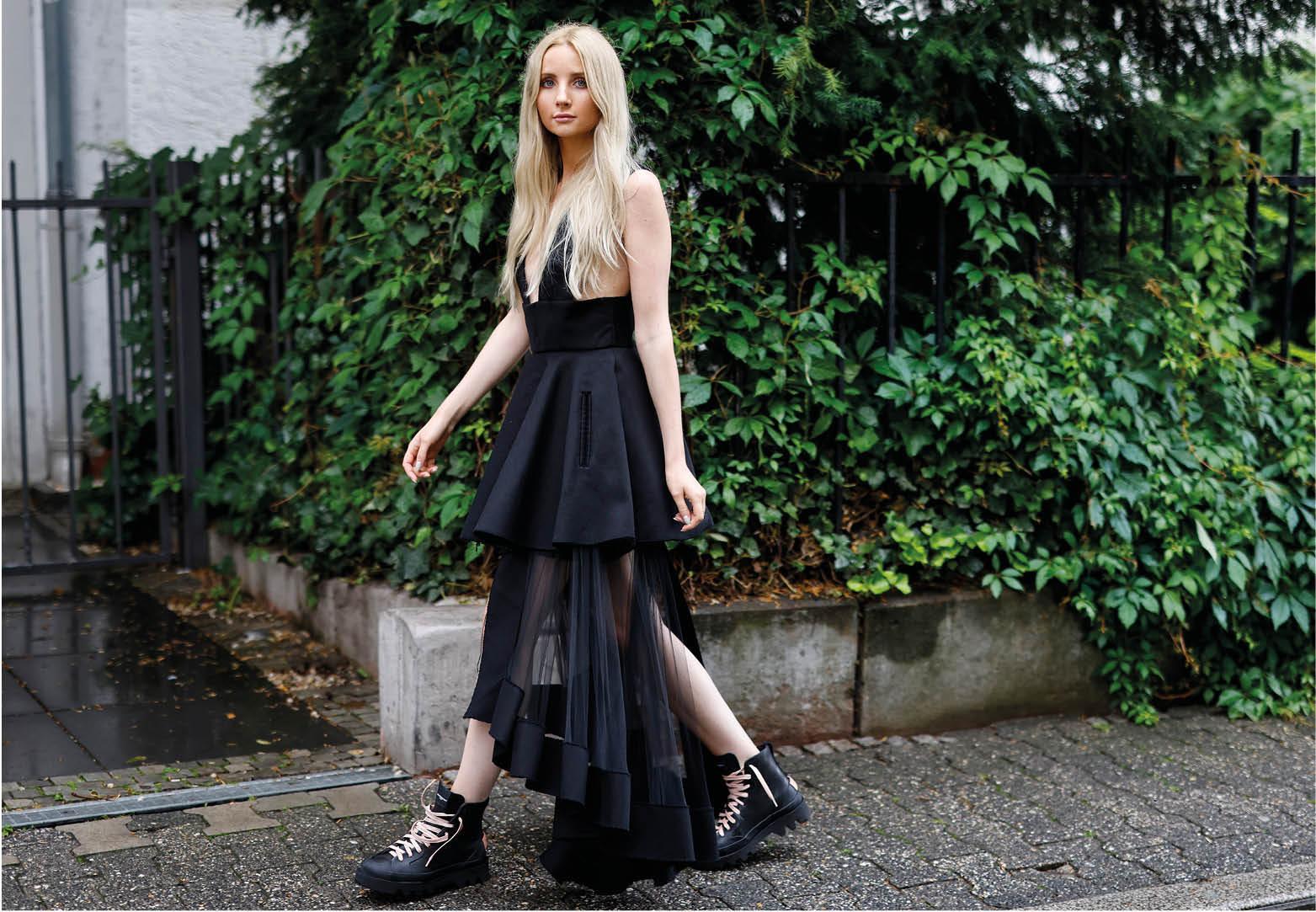 Waarom we dit najaar voor de all black outfit gaan