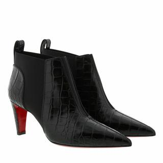 Boots & laarzen - Tchakaboot Ankle Boot Calfskin in zwart voor dames