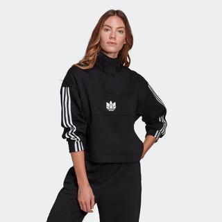 Adicolor 3D Trefoil Fleece Sweatshirt