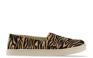 Alpargata Cupsole Leopard Dames
