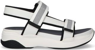 Witte Sandalen Lori