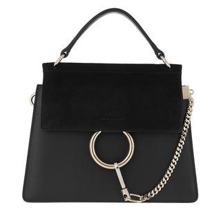 Satchel Bags - Faye Shoulder Bag Black in zwart voor dames