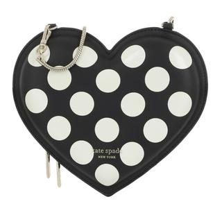 Crossbody bags - Heart Crossbody Bag in zwart voor dames
