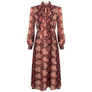 Casual jurken Female Bruin