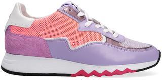 Paarse Lage Sneakers 85334