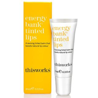 Energy Bank Tinted Lips