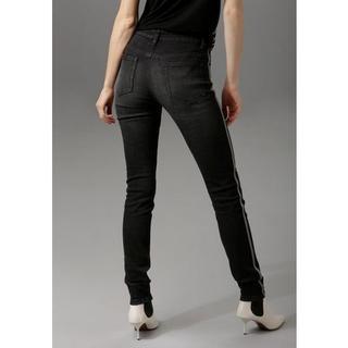 skinny fit jeans low waist