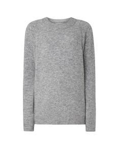 Samsøe & Samsøe Nor gebreide wide fit pullover